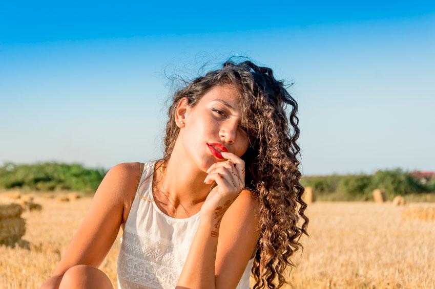 Летний макияж - секреты макияжа в жаркий сезон